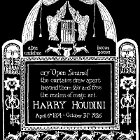 Harry Houdini <br>(Short or Long Sleeve)