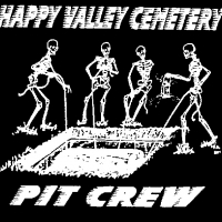 Cemetery Pit Crew<br>(Short or Long Sleeve)